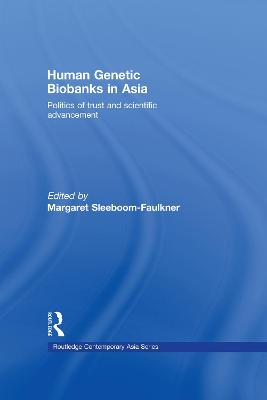 Human Genetic Biobanks in Asia book