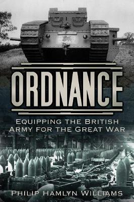 Ordnance by Philip Hamlyn Williams