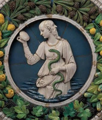 Della Robbia: Sculpting with Color in Renaissance Florence book