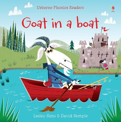 Goat in a Boat book