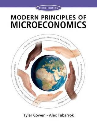 Modern Principles: Microeconomics by Tyler Cowen