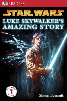 Star Wars: Luke Skywalker's Amazing Story book