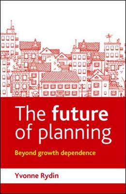 future of planning by Dr. Yvonne Rydin
