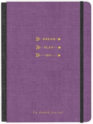 Dream. Plan. Do.: DIY Dotted Journal by Ellie Claire