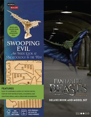 IncrediBuilds - Fantastic Beasts - Swooping Evil by Jody Revenson
