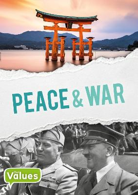Peace and War book