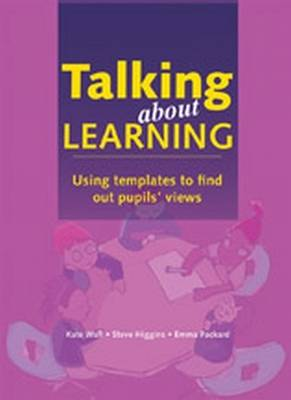 Talking About Learning by Emma Packard