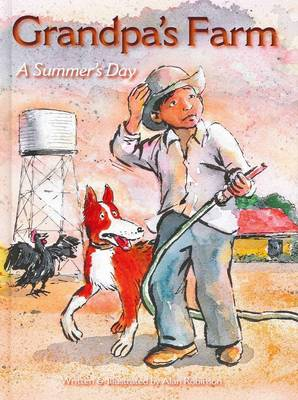 A Summer's Day by Alan Robinson