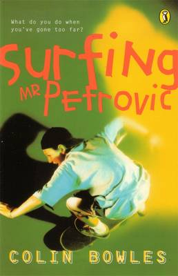 Surfing Mr Petrovic book
