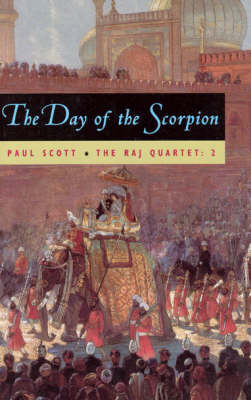 Day of the Scorpion book