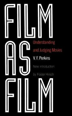 Film As Film book