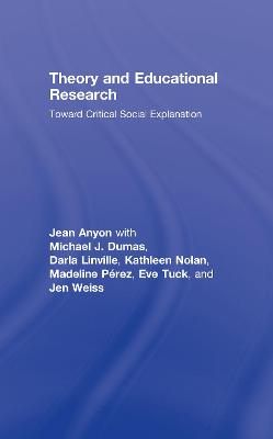 Theory and Educational Research book