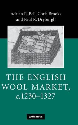 English Wool Market, c.1230-1327 book