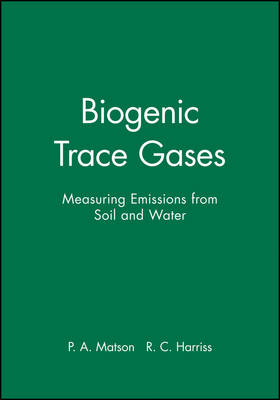 Trace Gases in Ecology by Pamela Matson
