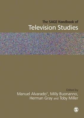 SAGE Handbook of Television Studies by Manuel Alvarado