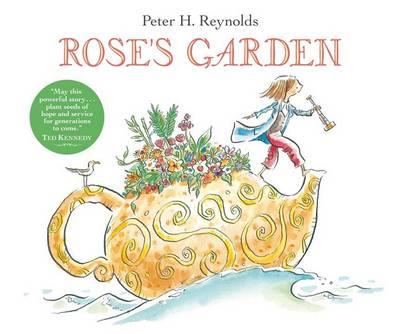 Rose's Garden book