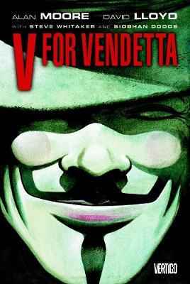 V For Vendetta New Edition TP by David Lloyd