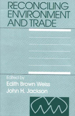 Reconciling Environment and Trade book