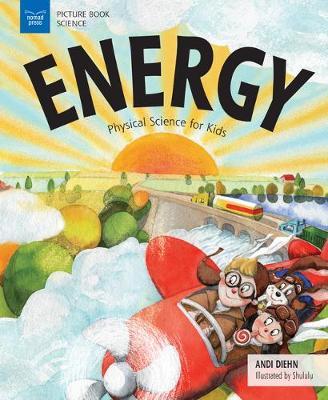 Energy by Andi Diehn