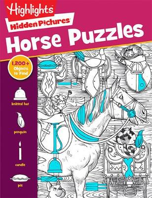Horse Puzzles by Highlights