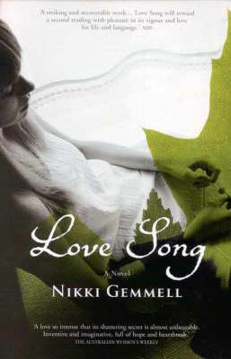Love Song by Nikki Gemmell
