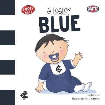 A Baby Blue: Carlton Blues by Jaclyn Crupi