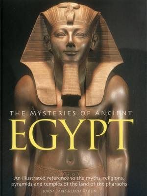 Mysteries of Ancient Egypt book