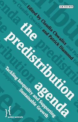 Predistribution Agenda book