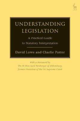 Understanding Legislation by David Lowe