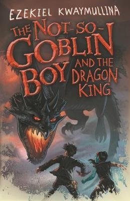 Not-So-Goblin Boy and the Dragon King book