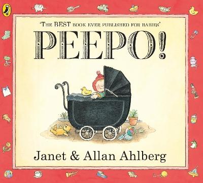 Peepo! book