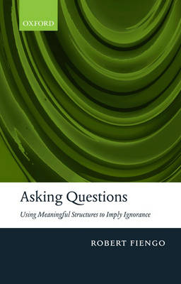 Asking Questions book