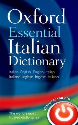 Oxford Essential Italian Dictionary book