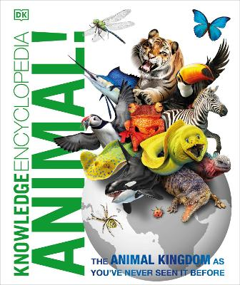 Knowledge Encyclopedia Animal! by DK