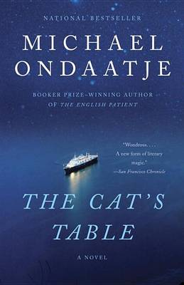 Cat's Table book