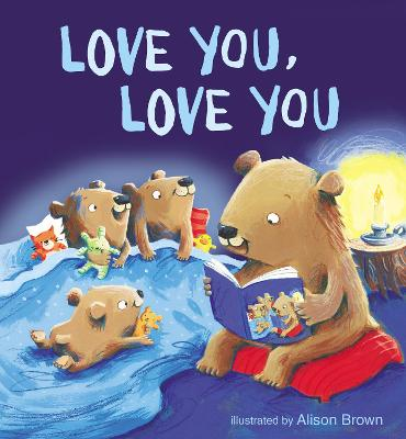 Love You, Love You by Alison Brown