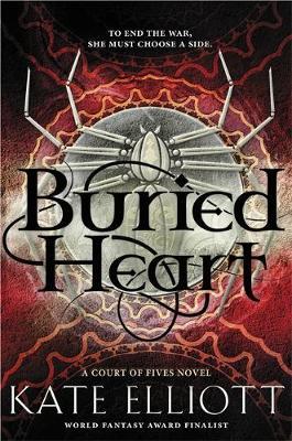 Buried Heart book