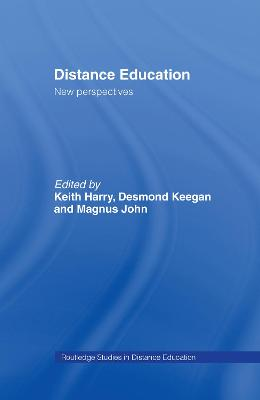 Distance Education by Keith Harry
