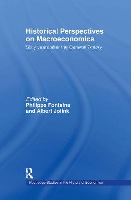 Historical Perspectives on Macroeconomics book