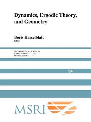 Dynamics, Ergodic Theory and Geometry by Boris Hasselblatt