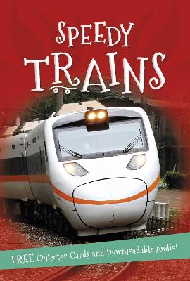 It's all about... Speedy Trains book