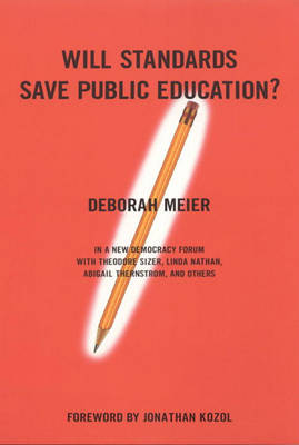 Is Standardized Testing Good for Education ? book