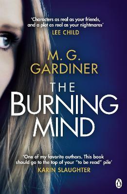 Burning Mind book