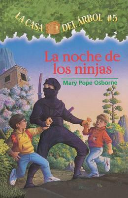 Noche de los Ninjas book