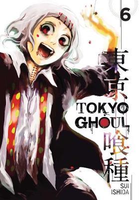 Tokyo Ghoul, Vol. 6 book