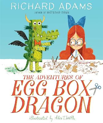 The Adventures of Egg Box Dragon by Richard Adams