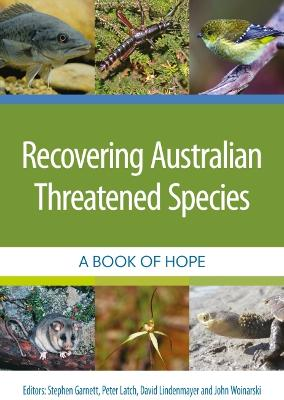 Recovering Australian Threatened Species by Stephen Garnett