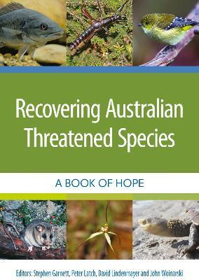 Recovering Australian Threatened Species by Stephen Garnett