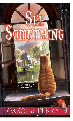 See Something book