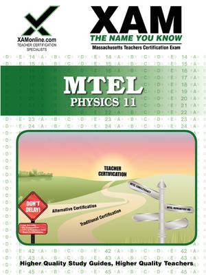 MTEL Physics 11 book